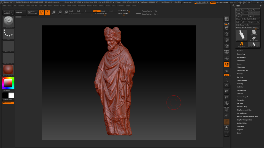 Experts in Museum 3D scanning services - London - UK - Dubai