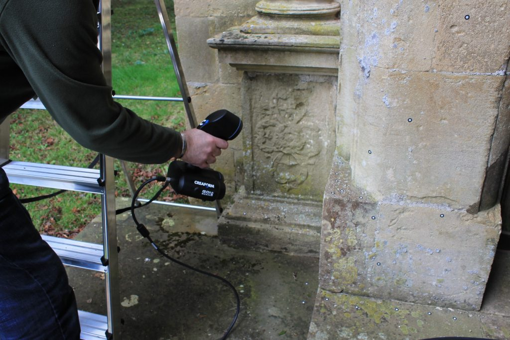 Heritage Conservation 3D Scanning Services - London - UK