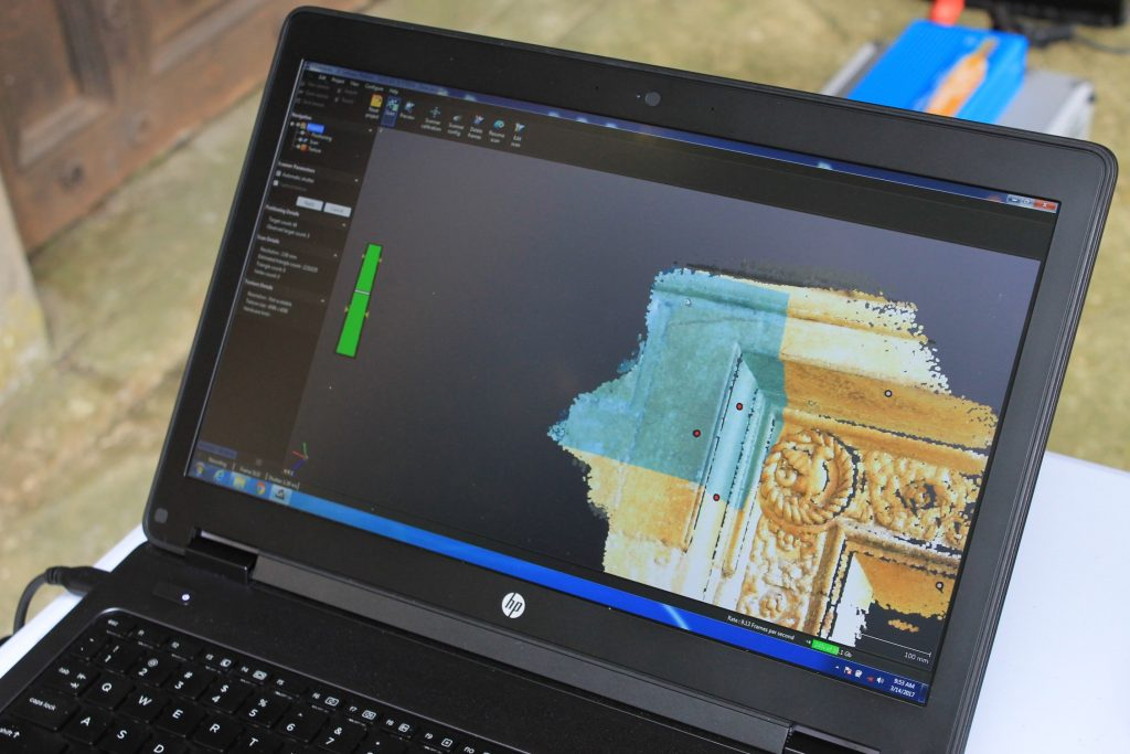 Heritage Conservation 3D Scanning - Museums - Fine Art - UK