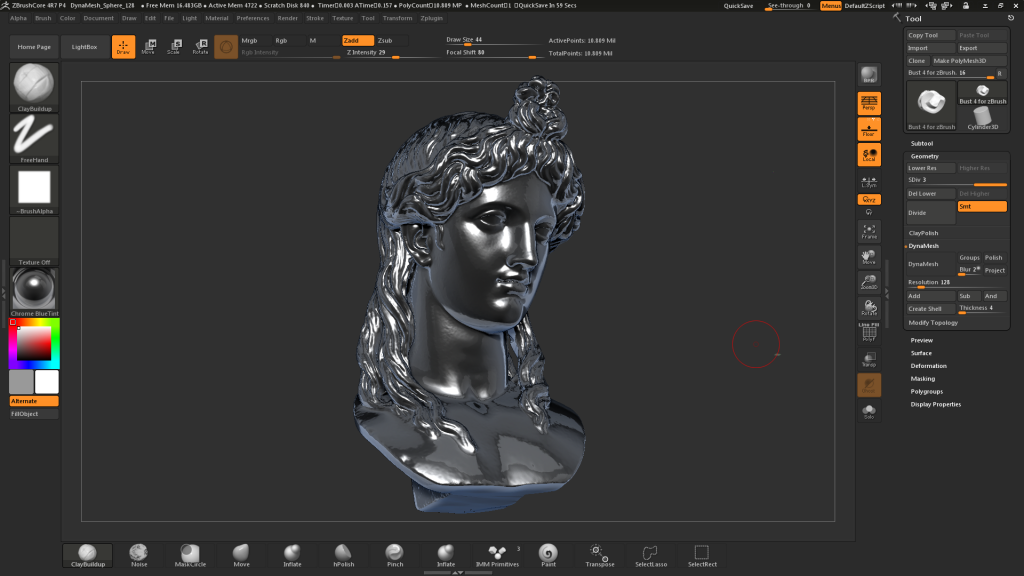 3D Scan Cleanup & Modelling - Find out more